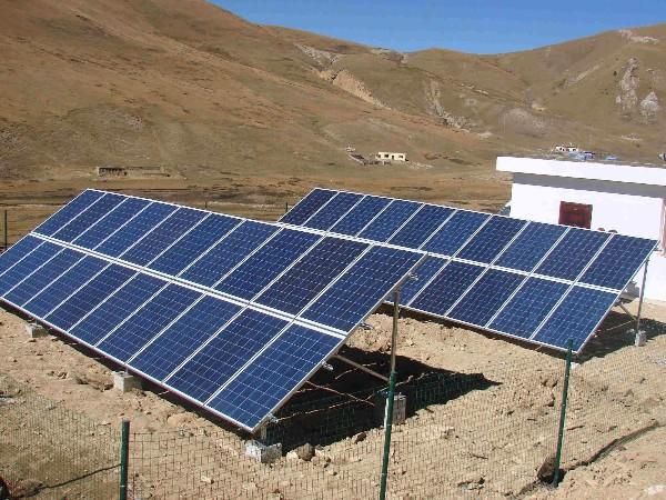 隆基166组件出货10GW,天合210组件签单1GW,龙源500M光伏发电项目启动