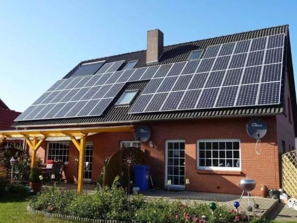 何为最适合安装家用太阳能发电的屋顶?--星火