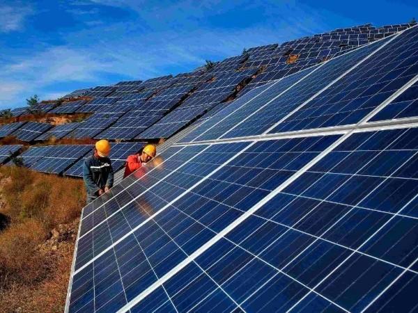 光伏发电系统的组成及工作原理-星火