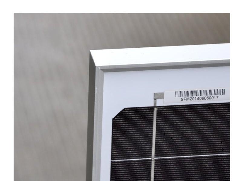 60w单晶太阳能板