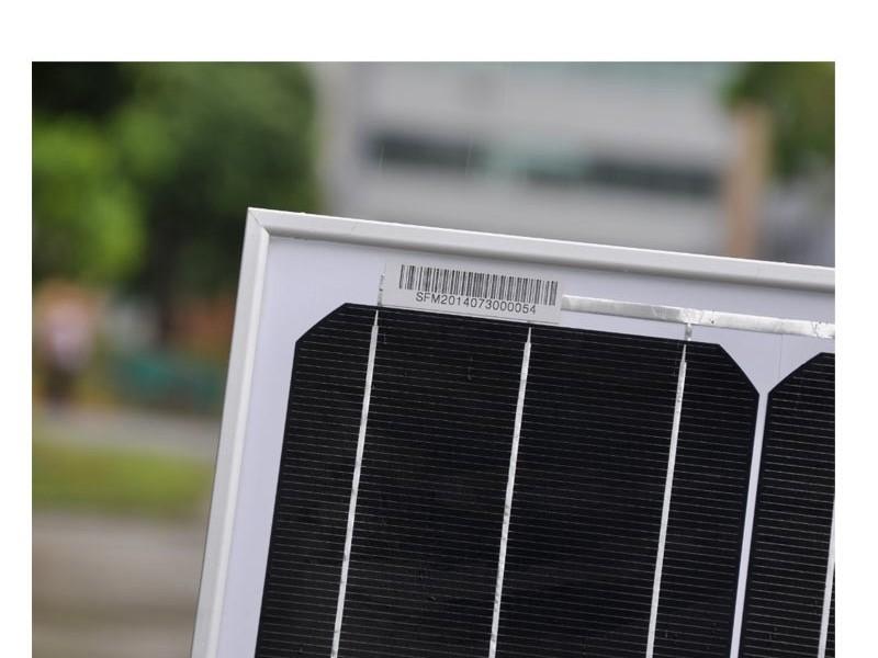 150w单晶太阳能板