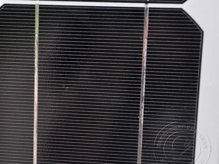 250w单晶太阳能电池板