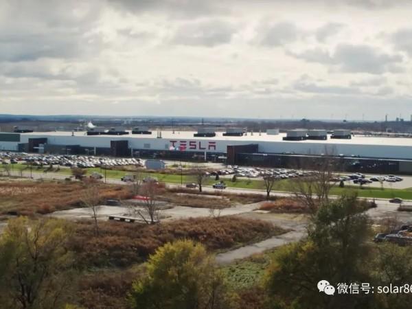 复工遇挫:特斯拉太阳能电池板工厂出现新冠病例