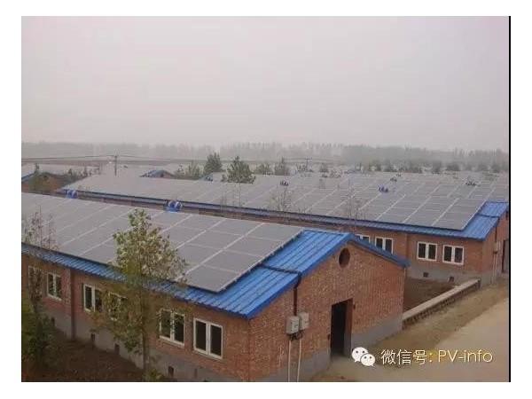 玻璃球太阳能发电装置