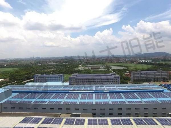 安装一套太阳能光伏发电设备需要投入多少钱?