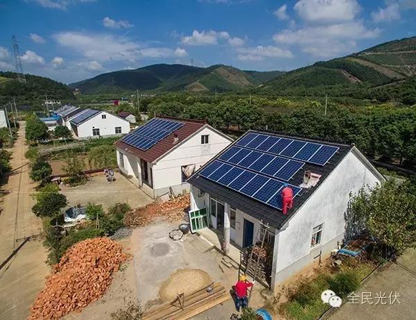 光伏:多晶硅太阳能板