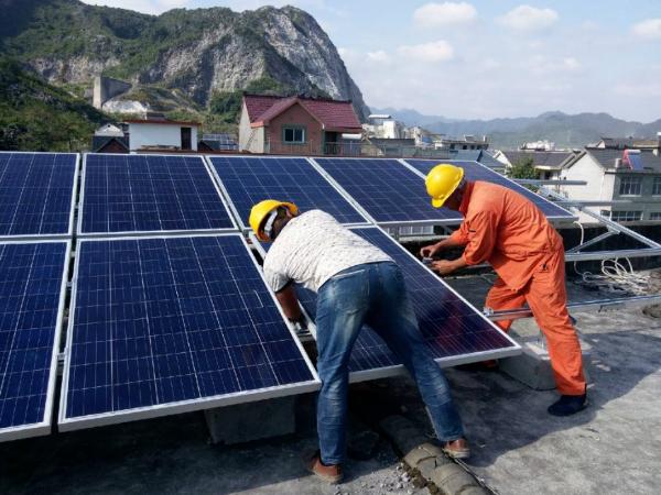 中国电建签约智利CEME1 480MW光伏电站项目