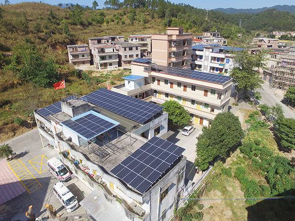 通威太阳能发电组件因特大洪水紧急停电停产,减少2000吨/月供应量
