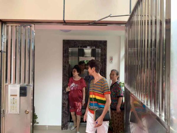 上海首台太阳能光伏发电电梯加装成功,居民有望不支付电费