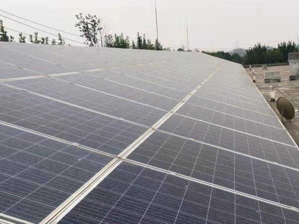 杨庄集镇:光伏发电照亮扶贫路