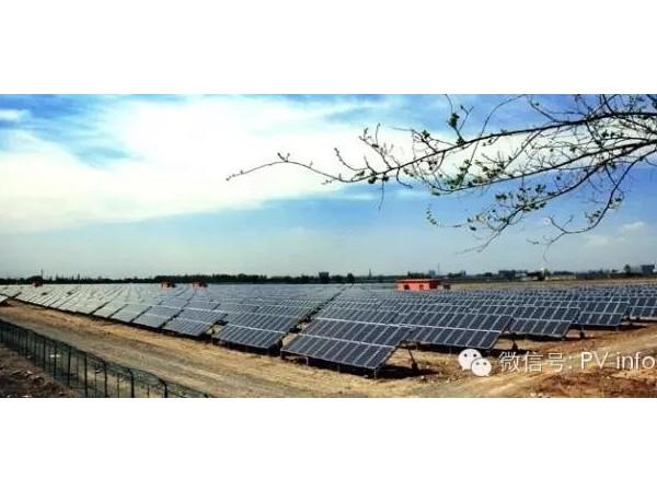 预计2021年全球新增光伏发电量将达158GW-星火太阳能