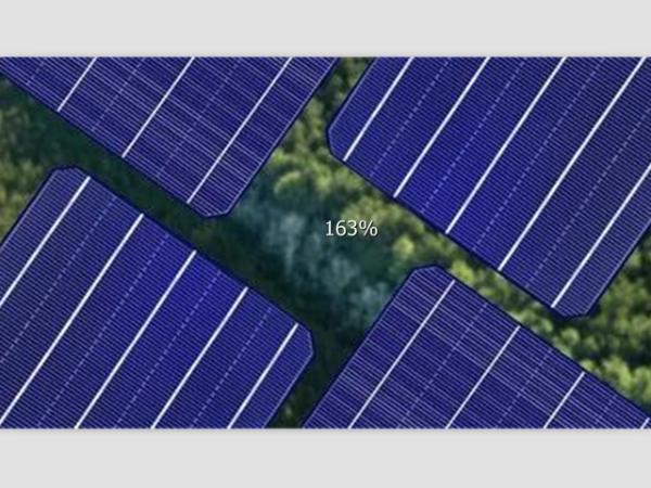 研究人员开发出彩色太阳能光伏板
