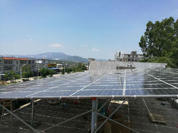 全岛加装太阳能板 我国将大幅提高太阳能发电比重