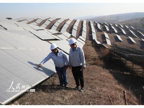未来能源看光伏,世界光伏看中国!