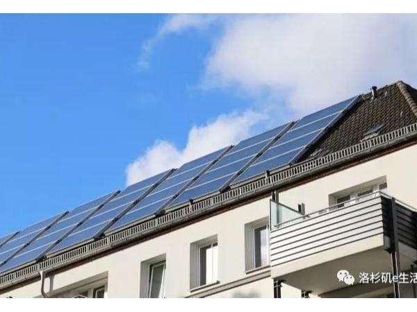加州新屋需配太阳能板计划生变