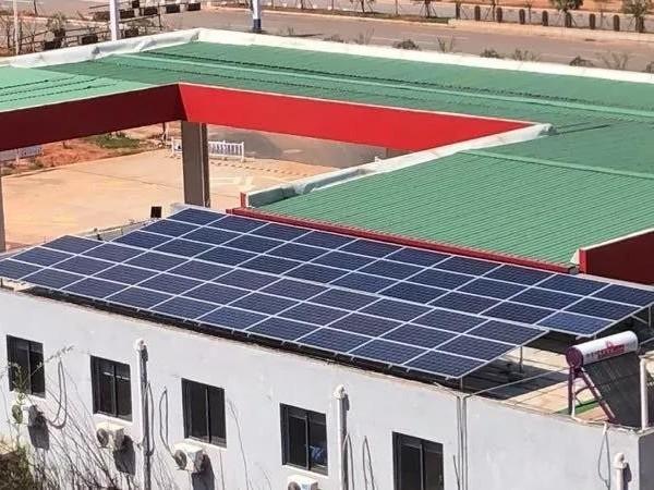 家用太阳能电池板发电 电池板的发电介绍【图解】--星火太阳能