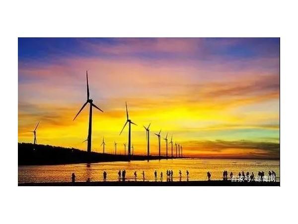 发改委:鼓励西部地区风电、光伏发电、氢能等多个产业发展