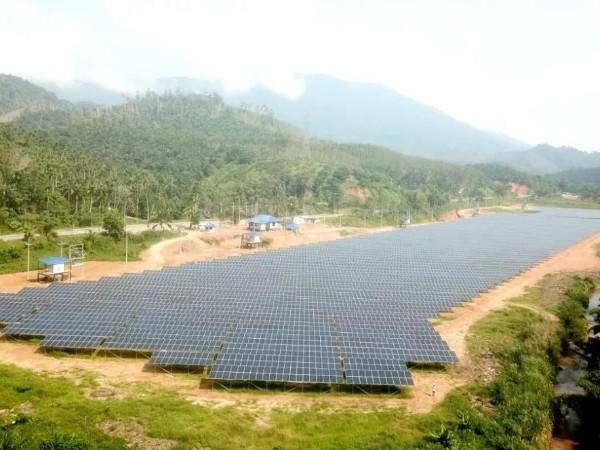 越南解决缺电危机,太阳能光伏发电产能大爆发—星火太阳能