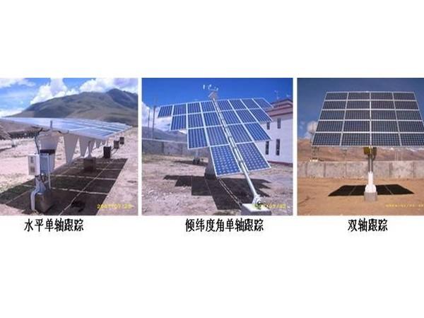 大型光伏电站用什么样的组件支架更好?