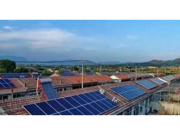 太阳能发电越来越火,太阳能发电有那些优点?