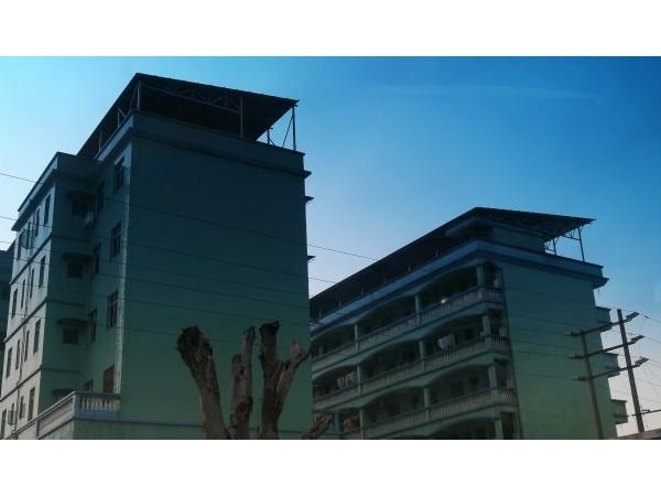 东捷实业1500KW光伏发电项目发电了