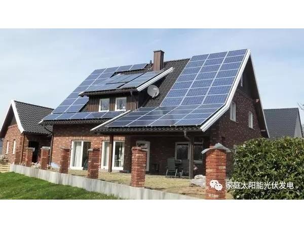 家用太阳能发电系统设备5000瓦多少钱?
