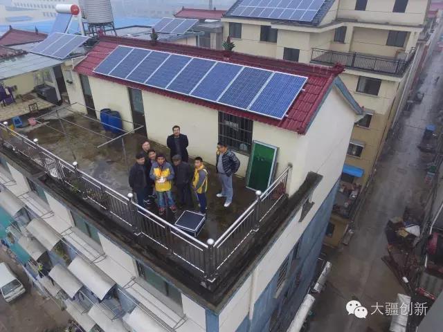 无人机太阳能2