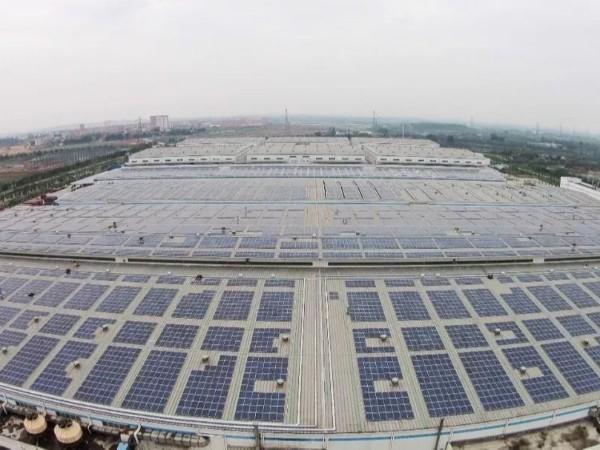 工商业光伏发电的魅力--星火太阳能