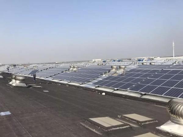 工商业光伏发电,光伏电站仍是企业目前的最佳选择--星火太阳能