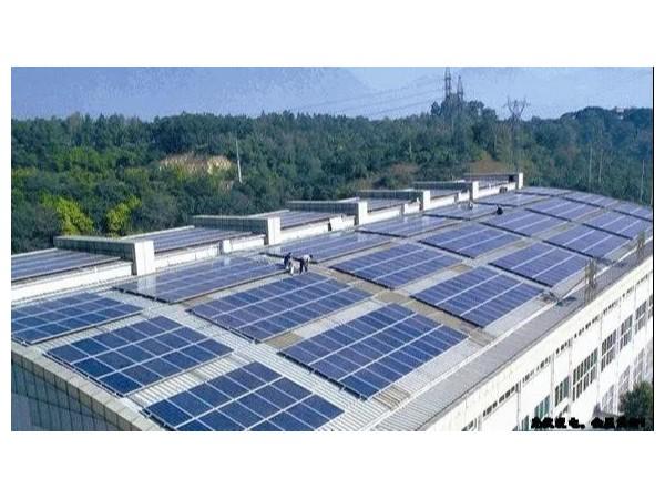 工商业屋顶光伏发电给企业带来的四大优点——星火太阳能