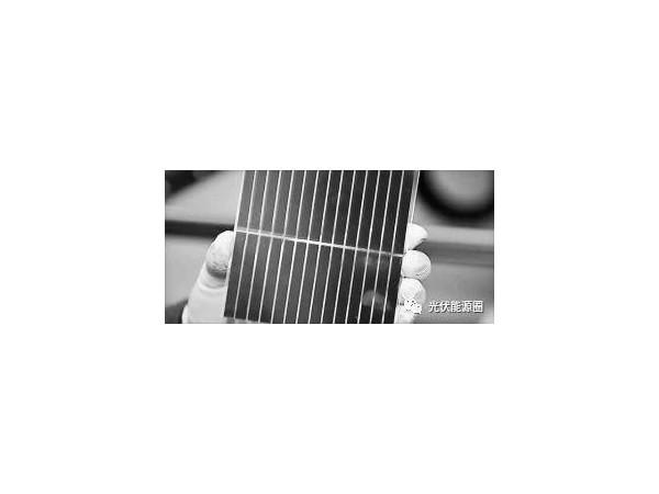 全无机钙钛矿太阳能电池板光电转换效率达16.1%