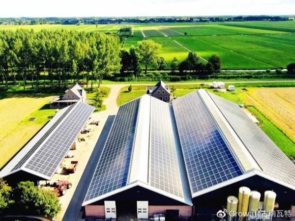 古瑞瓦特分享:为什么负载会优先使用光伏发电?