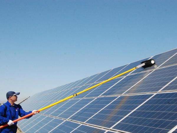太阳能光伏发电系统及应用前景不可限量