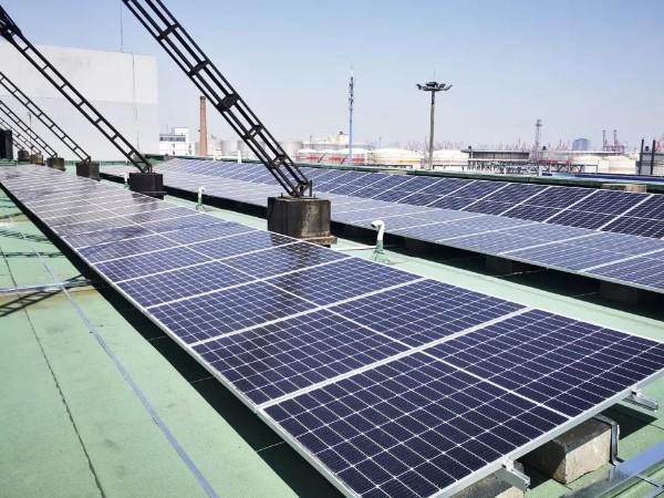 别墅屋顶为什么特别适合安装分布式光伏发电系统?