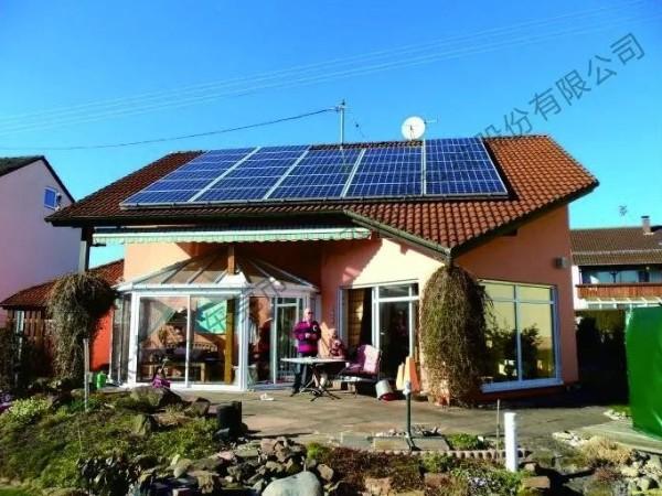 光伏太阳能助力美丽乡村