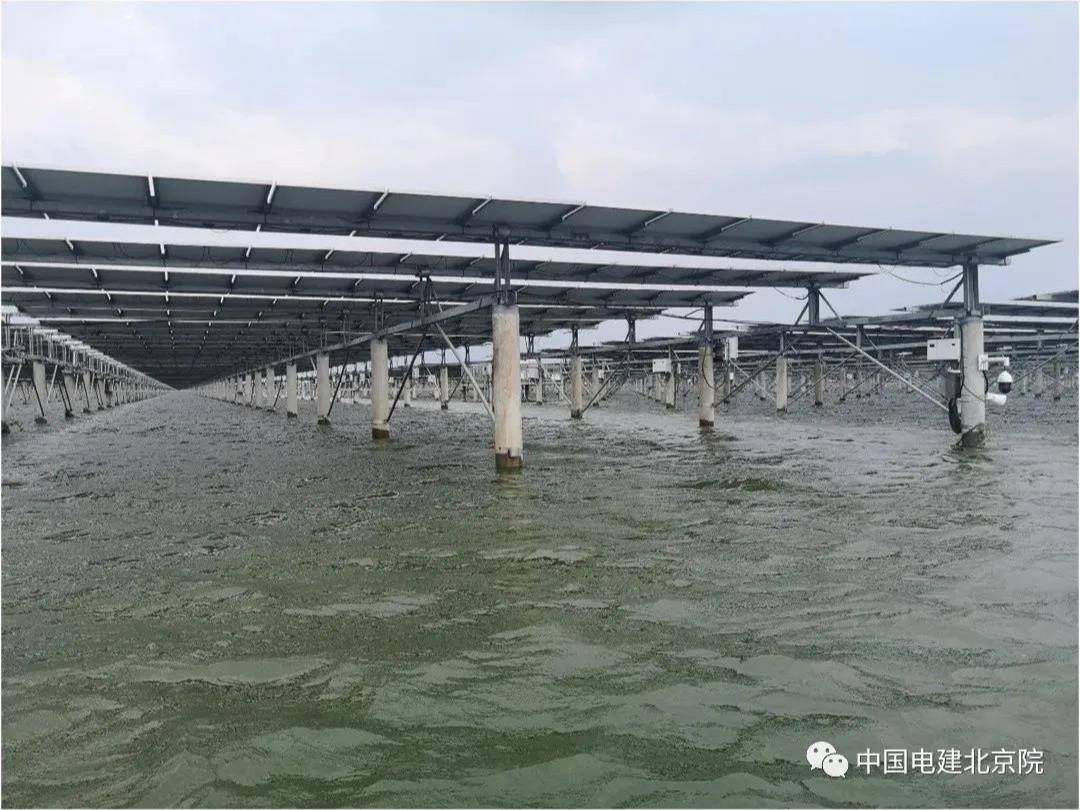 """看投江西106MW""""水陆两栖""""光伏电站如何在进洪蓄水中""""乘风破浪"""""""