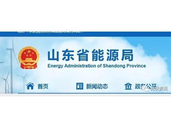 山东协调推进分布式新能源发电项目的通知