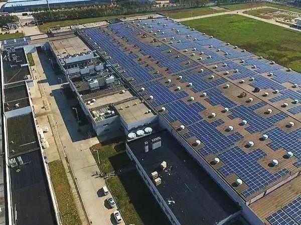不可拒绝工商业屋顶光伏发电的四大理由!