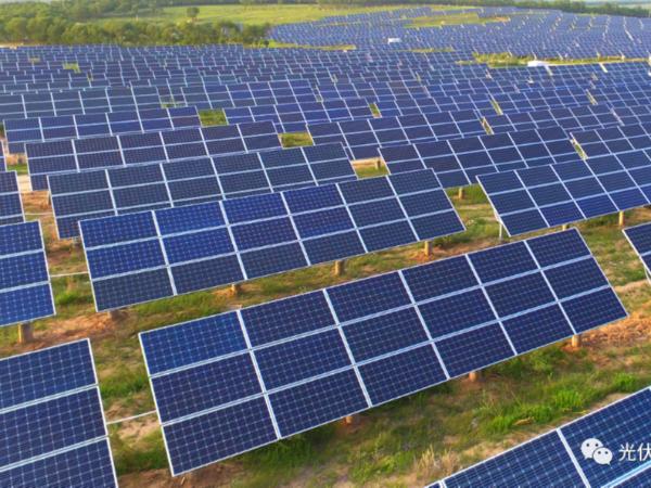 非法占用农地被罚了35万元r的太阳能光伏电站