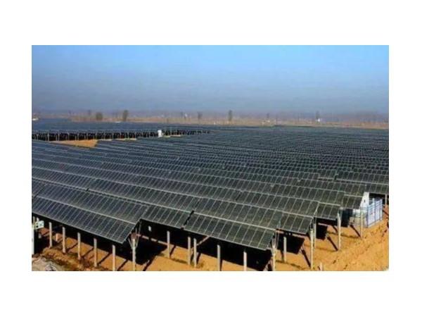 濮阳光伏发电项目并网规模达高达46.4万千瓦