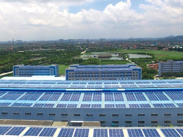 工商业自己建个光伏电站好处多多——星火太阳能