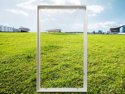 太阳能透明组件_透明太阳能天窗_透明无功率太阳能板