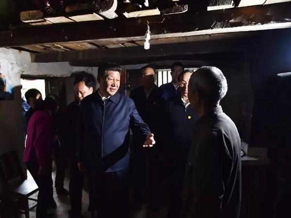 2016年至今习总书记走过的3个光伏发电扶贫项目