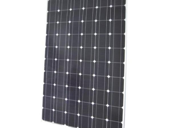 太阳能电池板体现出科技的强大性