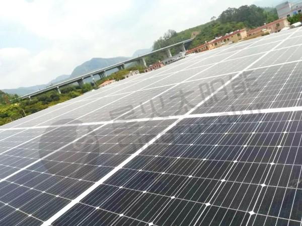 在农村发展光伏发电的优势