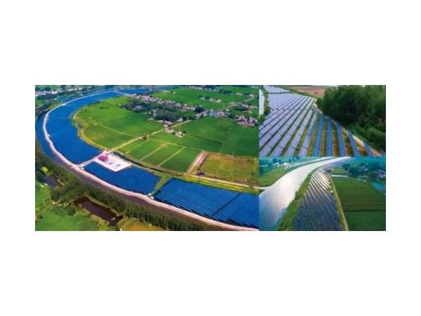 光伏发电改变生态环境,打造现代能源经济