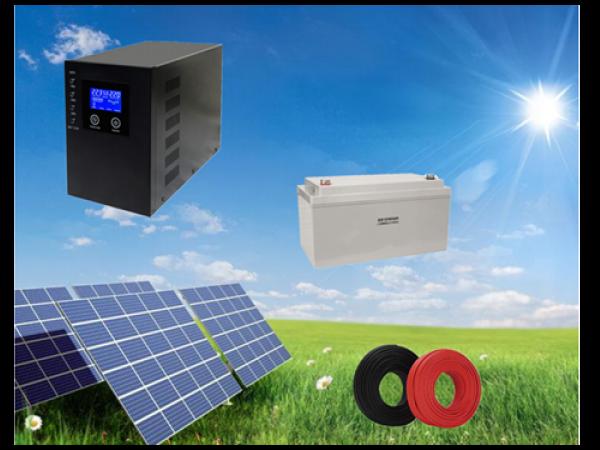 700W/1000W/1500W太阳能离网系统