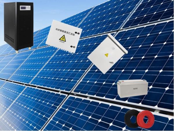 10k-25kVA太陽能離網(wang)系統(tong)