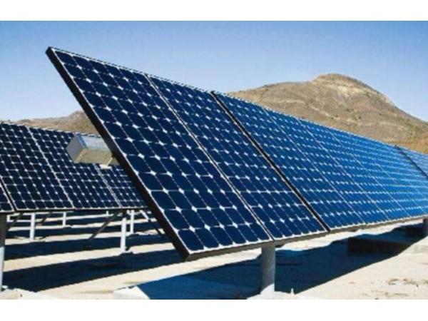 太陽能光伏發電合(he)理(li)的利用太陽能資源