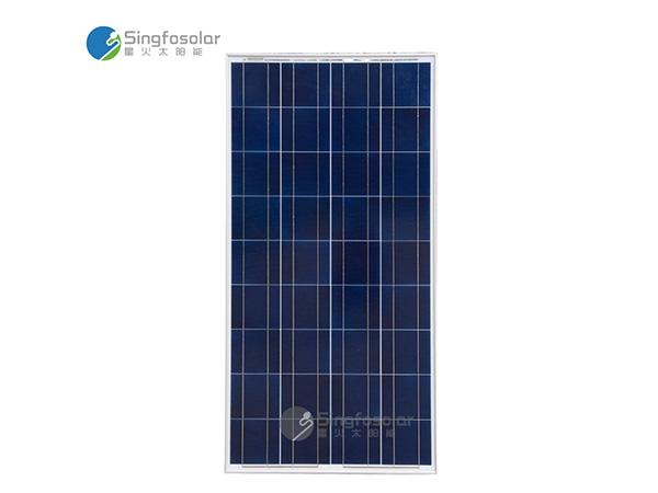星火太阳能电池板的应用及技术